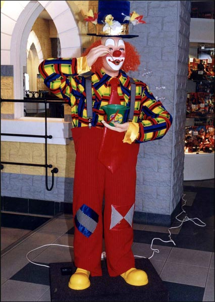 Костюм клоуна своими руками из подручных материалов фото